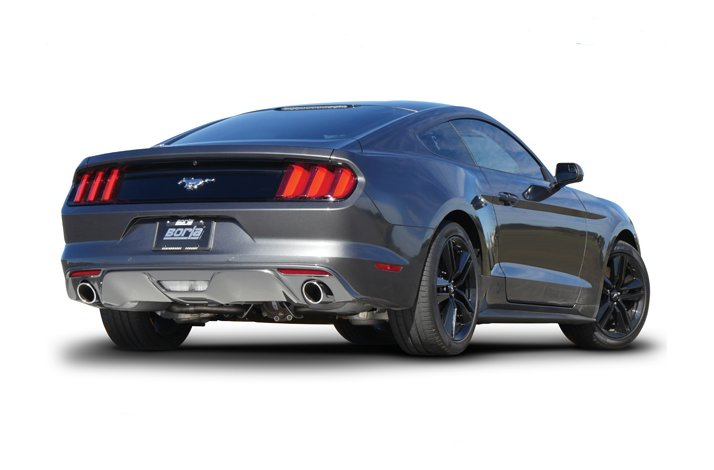 Rear Section Mustang 5,0L 2015-2017