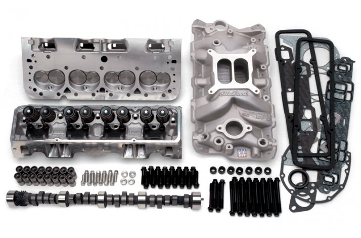 Top end kit E-Street S/B Chevy 1957-68