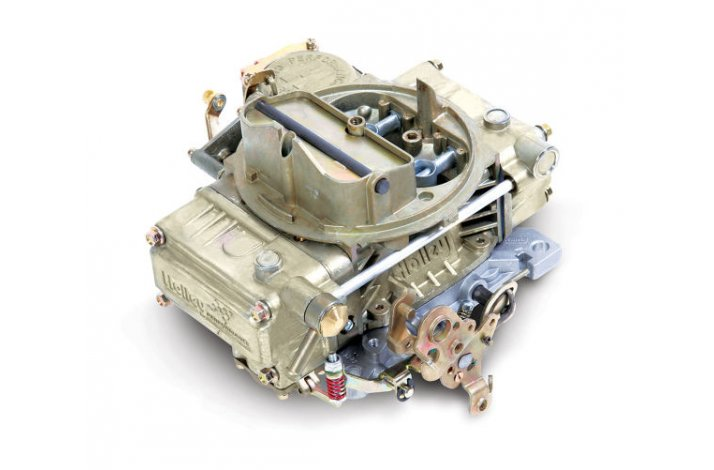 Holley 600