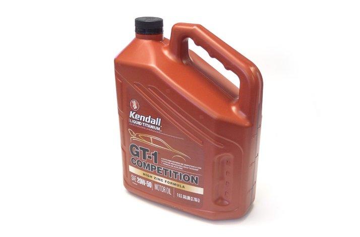 Kendall GT-1 20W-50 1gl (3,8 ltr)