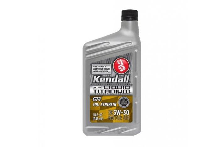 Kendall GT-1 5W-30 1qt