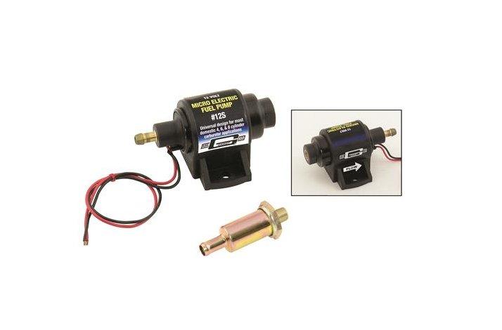Micro electric fuel pump