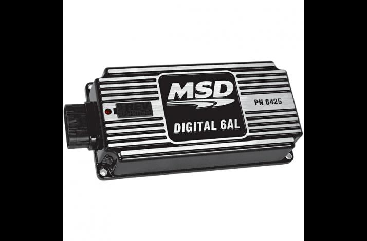 MSD 6AL DIGITAL BLACK