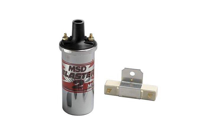 MSD Blaster 2 krom Tændspole