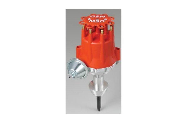 MSD Pro-Billet strømfordeler