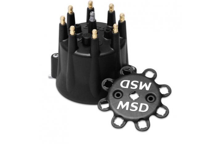 MSD Strømfordeler dæksel Sort