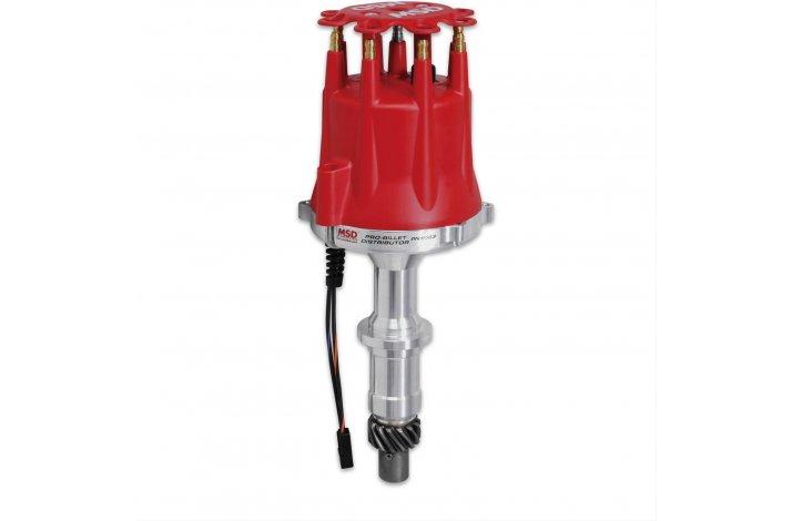 MSD Pro-Billet strømfordeler Pontiac