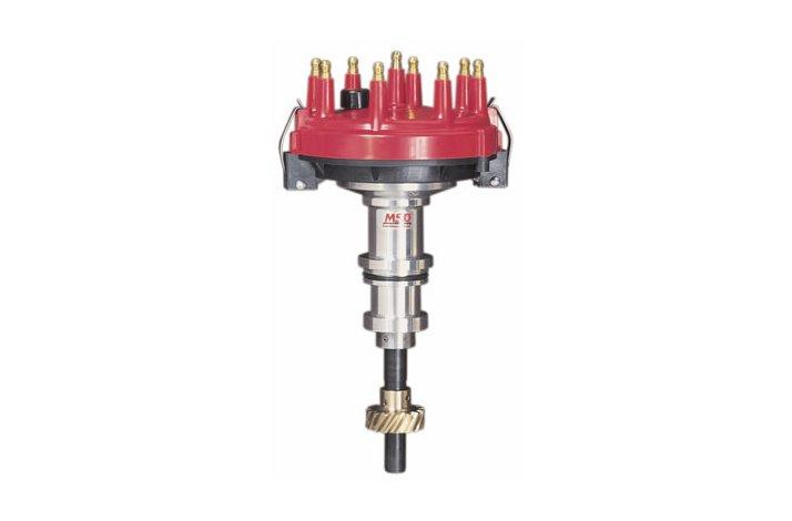 MSD Pro-Billet crank trigger fordeler Ford 351C, 351M, 400, 429, 460