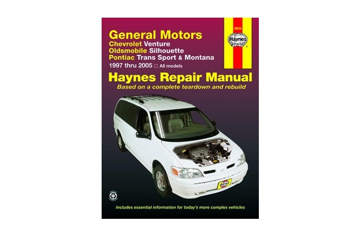 Workshop manual Transport 1997-05