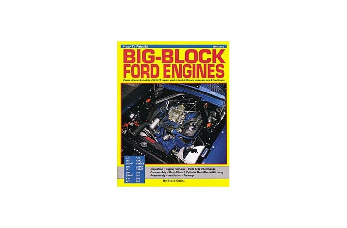 How to rebuild BB Ford engines