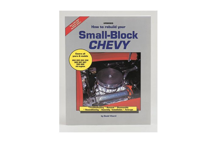 How to rebuild your small block Chevy