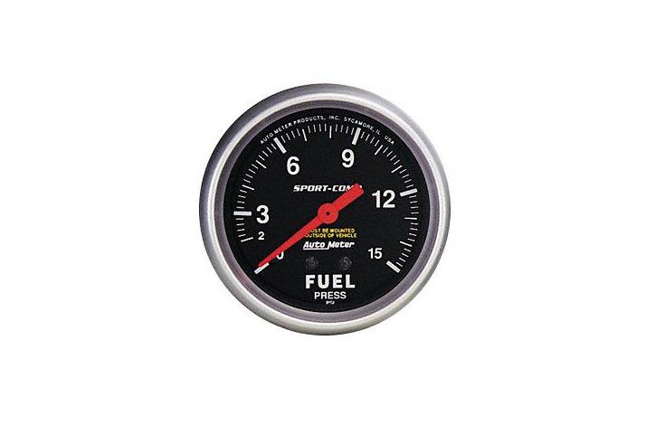 Autometer 3411 Benzintryk