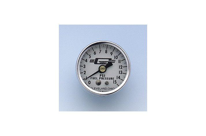 Benzintryk måler