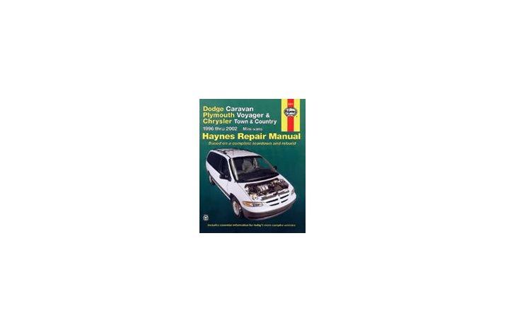 Workshop manual Voyager 96-02