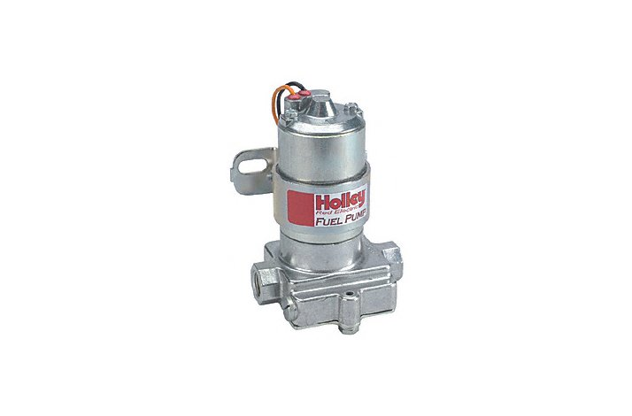 Holley electric fuel pump