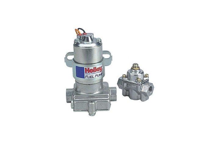Holley electric fuel pump