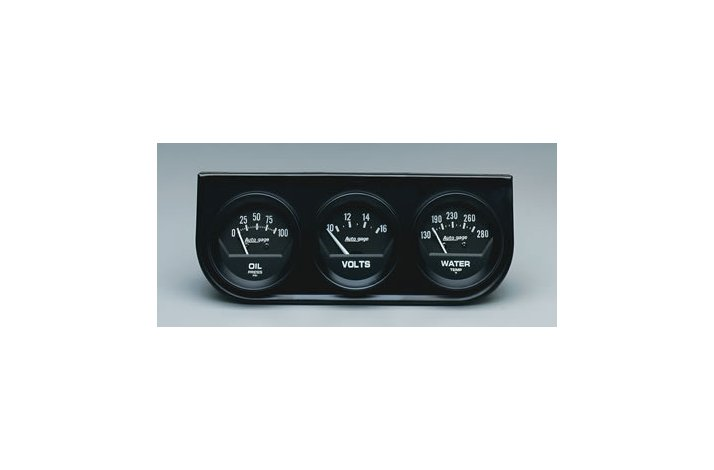 Autometer gauge kit