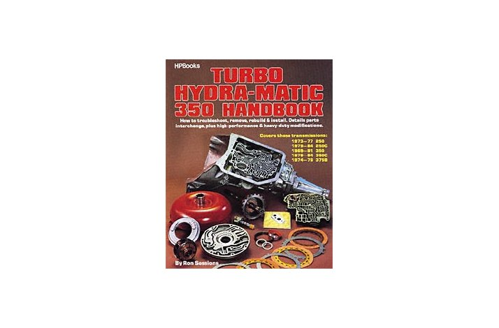 Turbo 350 transmission handbook