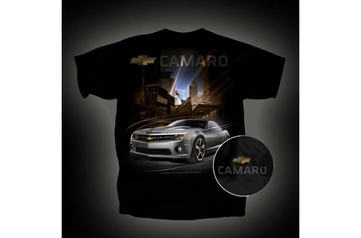 2010 Camaro Lightscape T-shirt