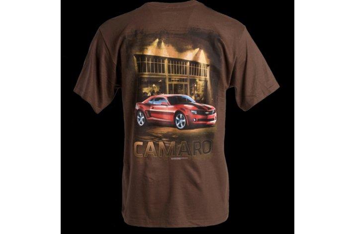 2010 Camaro Night out T-shirt