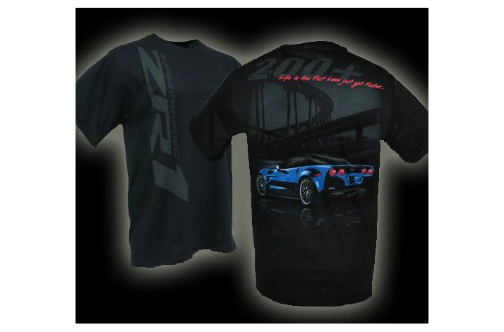 ZR1 Corvette T-shirt