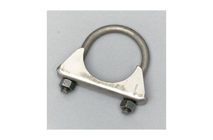 Udstødnings clamp