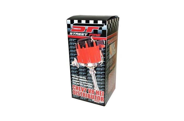 MSD HEI Streetfire strømfordeler Rød