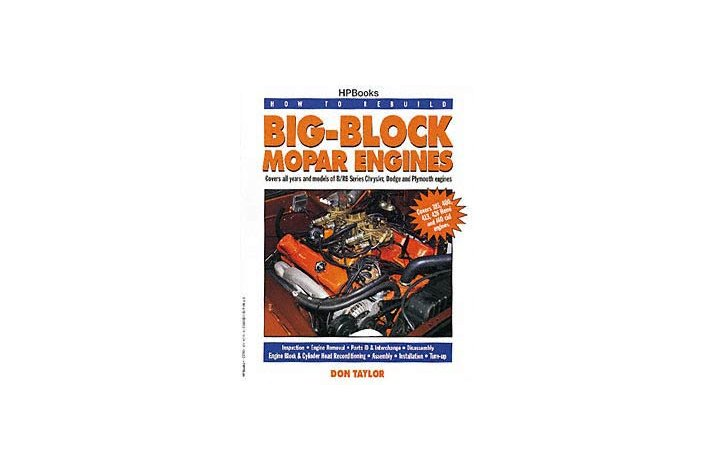How to rebuild Big-Block Mopar