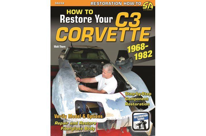 How to restore Corvette C3