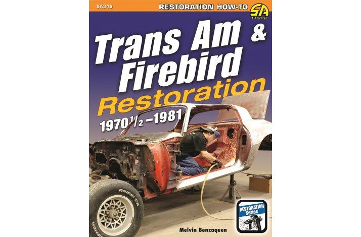 TransAm / Firebird Restoration 1970-1981