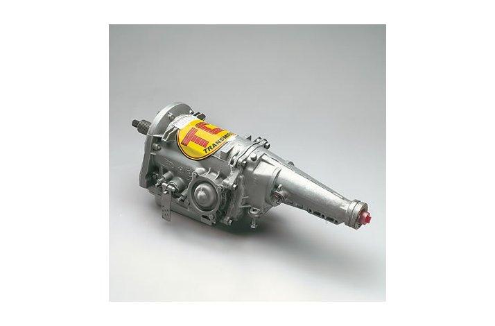 TCI C-4 Streetfighter gearkasse